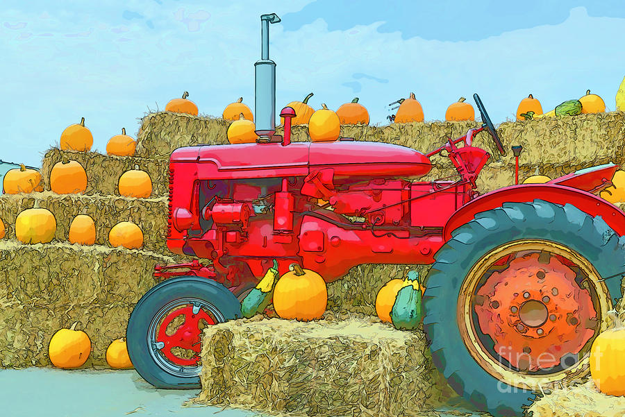 Harvest Celebration Mixed Media