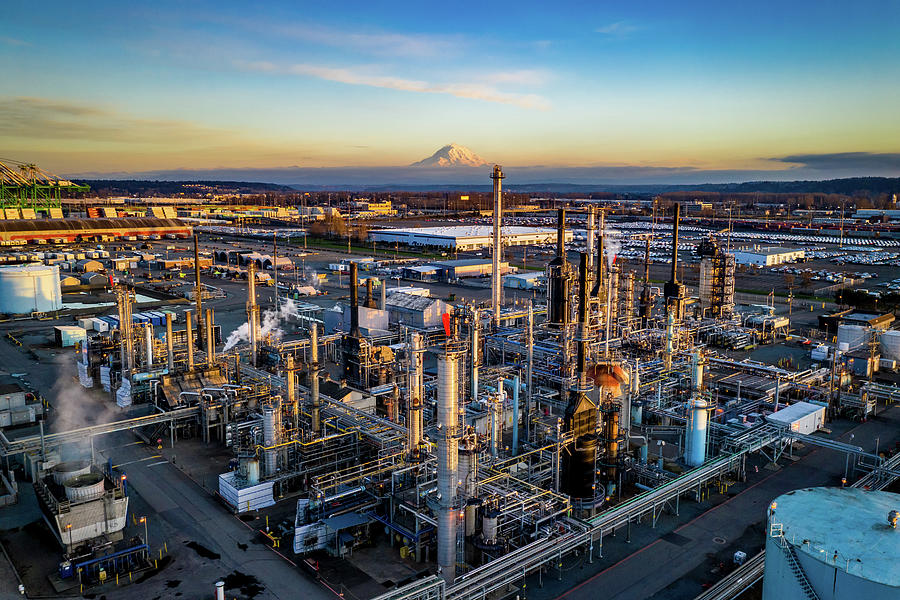 Refinery Photograph