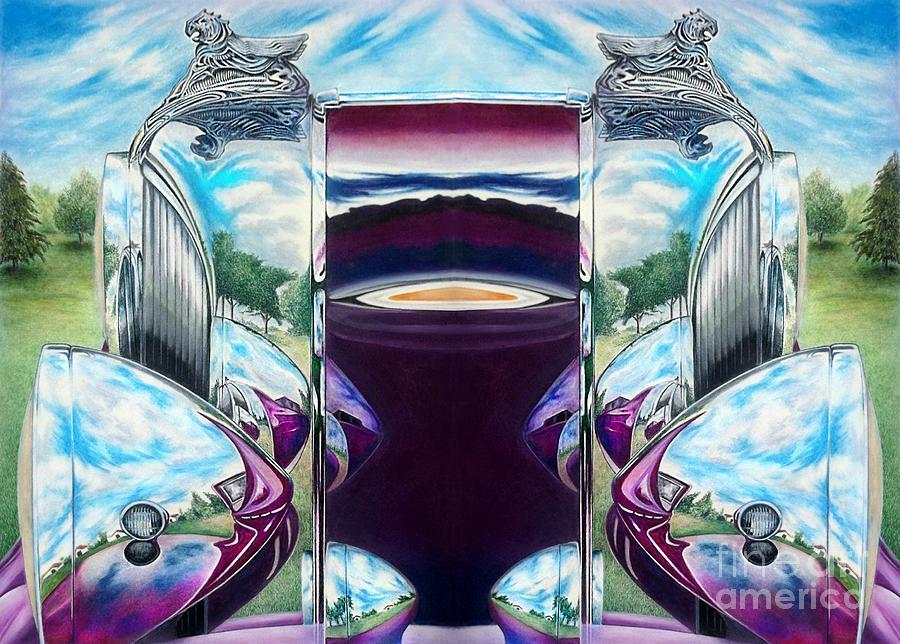 Reflecting Reflections by David Neace