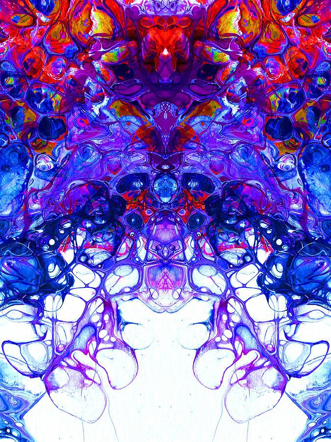 Reflection-Foxy by Vincent Burkhead