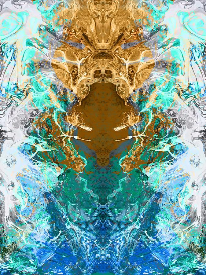 Reflection - Roar by Vincent Burkhead