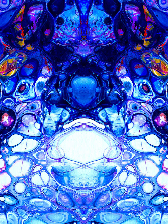 Reflection - See Yourself No 22 by Vincent Burkhead