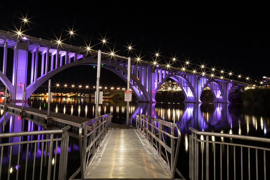 Reflections On The Tennessee River Photograph