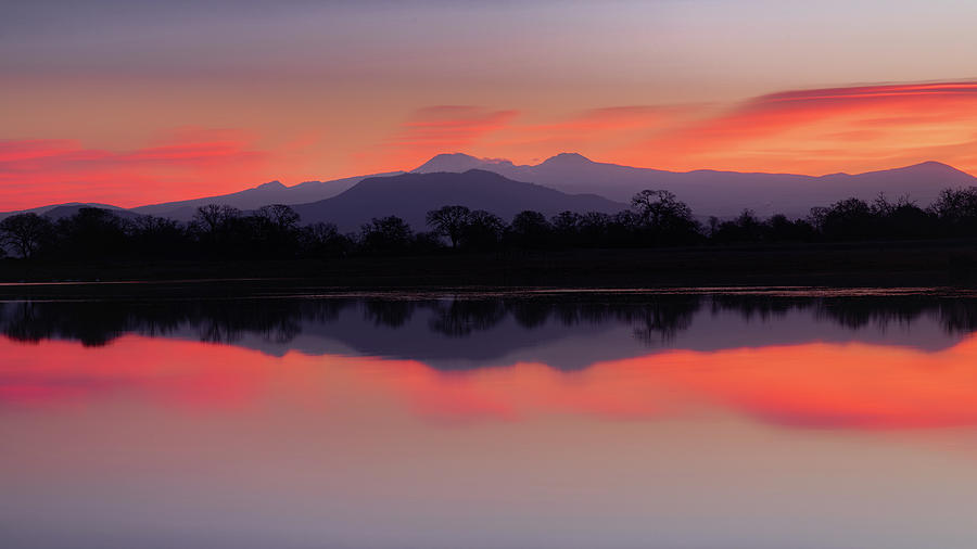Reflective Serenity Photograph