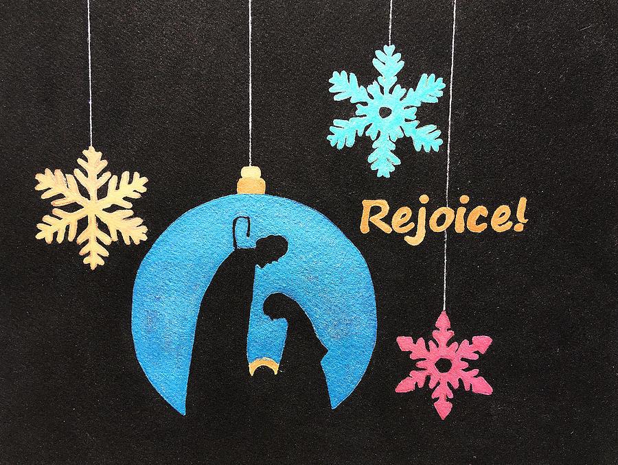 Rejoice by Susan Bauer