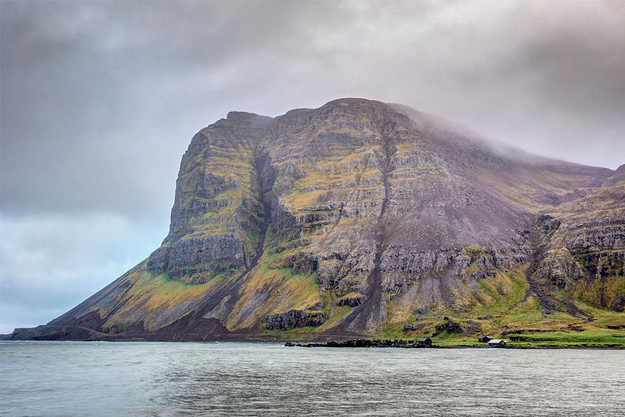 Remote Westfjords Of Iceland Photograph