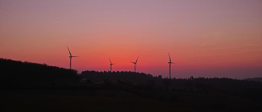 Landscape Photograph - Renewable ? by Karine GADRE