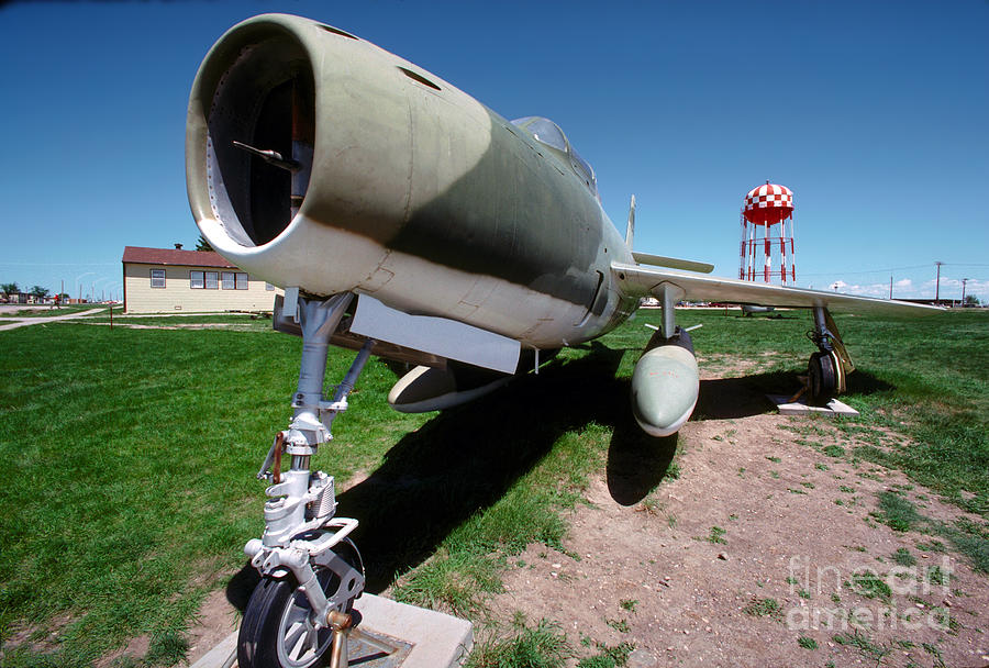 Hill Air Force Museum and AirForce Base at Ogden Utah