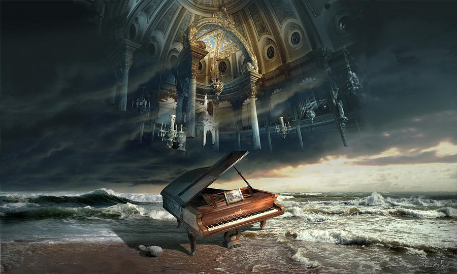 Requiem or Music set you free by George Grie