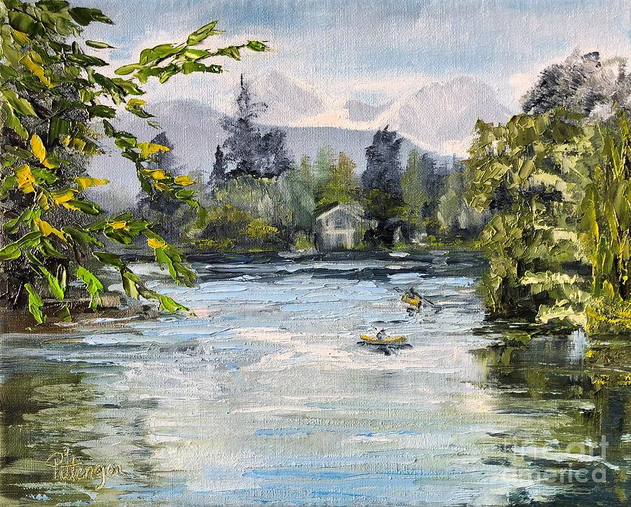 Rest And Relaxation In Bend Painting