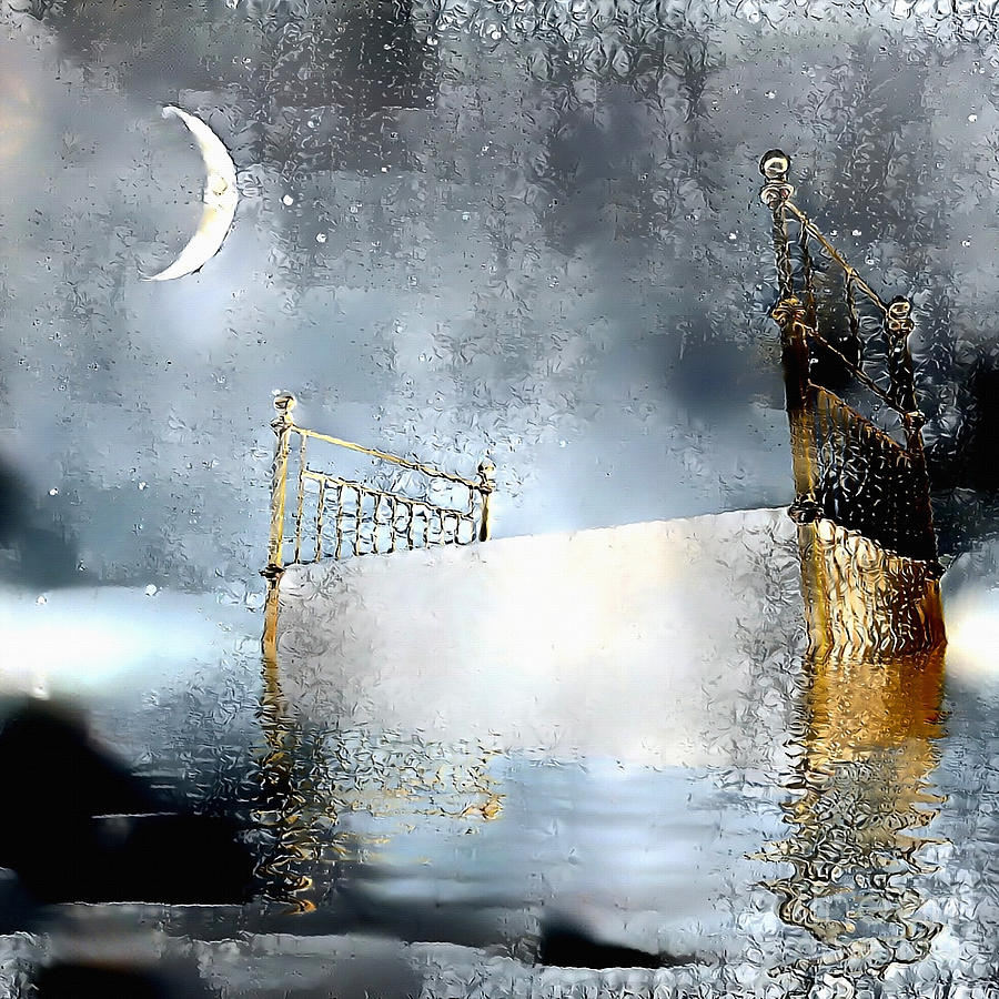 Rest In Heaven Digital Art