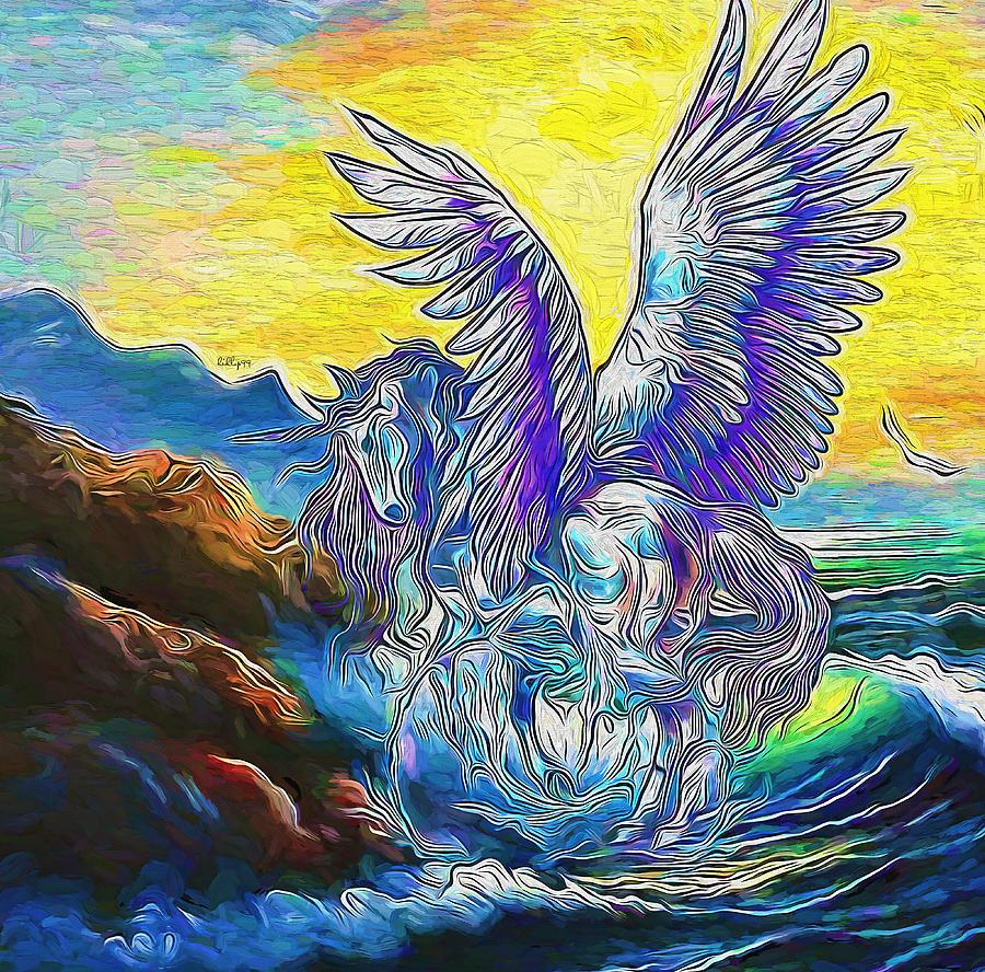 Resurrection of Pegasus by Nenad Vasic
