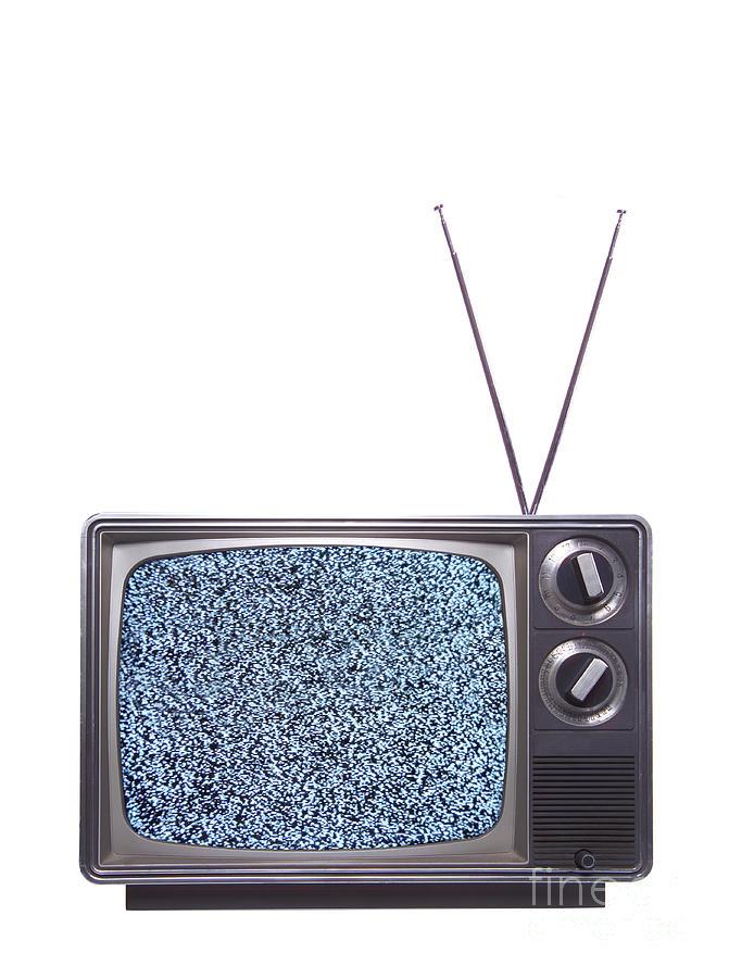 Retro Television by Diane Diederich