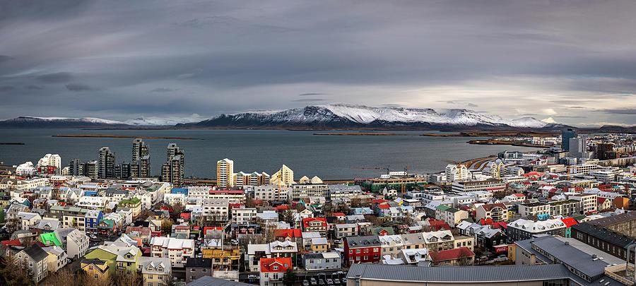 Reykjavik City 2 Photograph