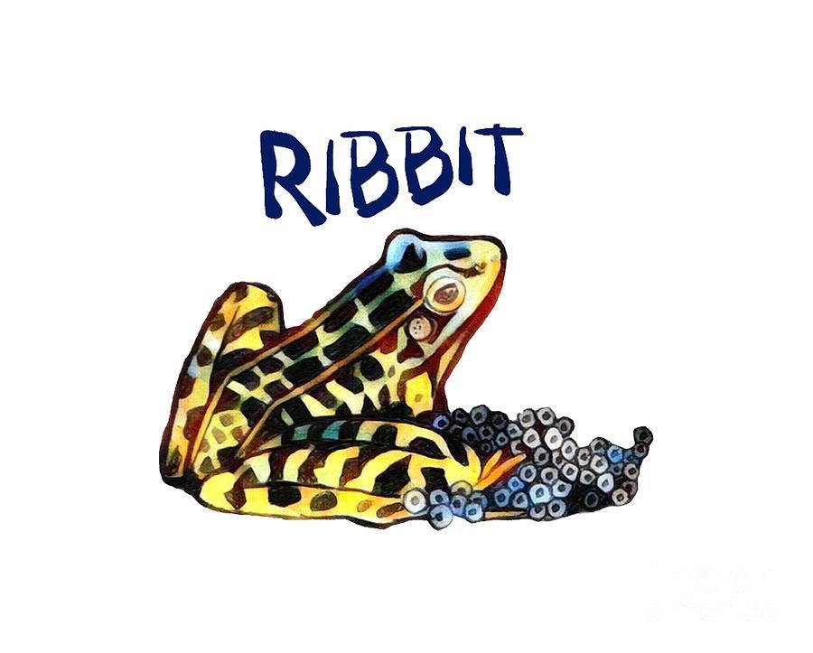 RIBBIT RIBBIT by Art MacKay