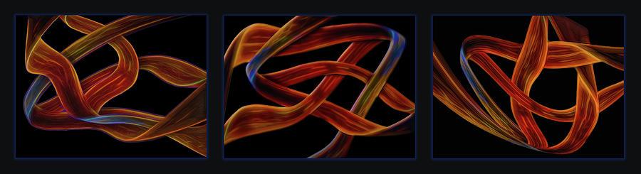 Ribbon Dance by Paul Wear