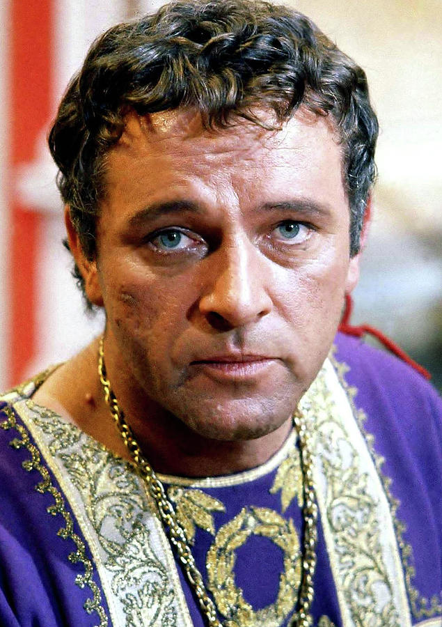 Richard Burton In Cleopatra Photograph