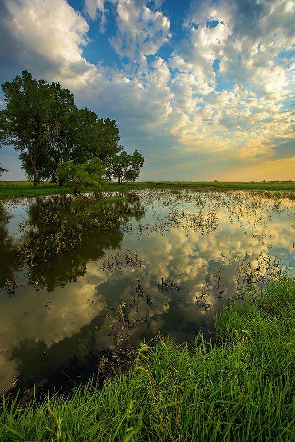 South Dakota Photograph - Right Here  by Aaron J Groen