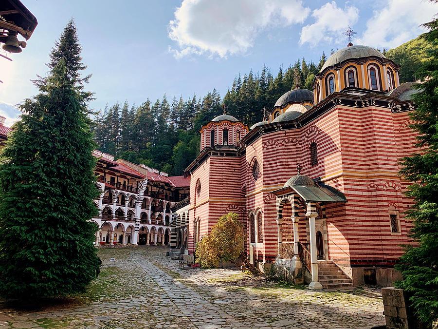 Rila Monastery 2  by Don Wright