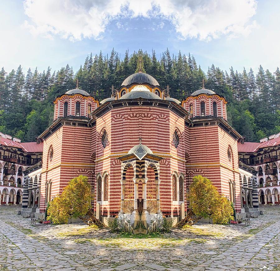Rila Monastery  by Don Wright