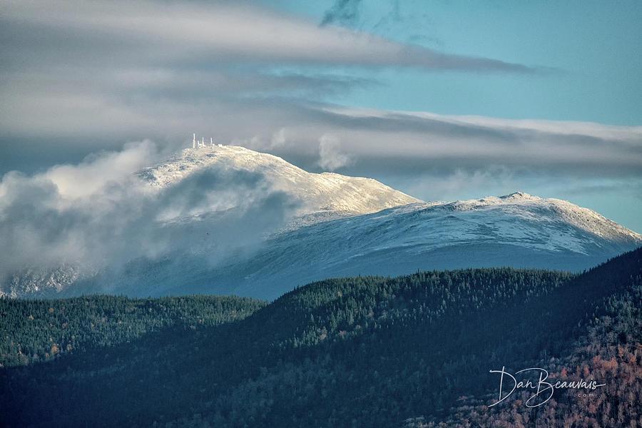 Rime Ice On Mount Washington 5030 Photograph