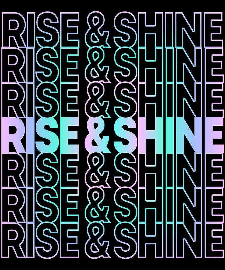 Rise and Shine Retro by Flippin Sweet Gear