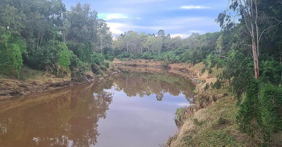 River Flow Photograph