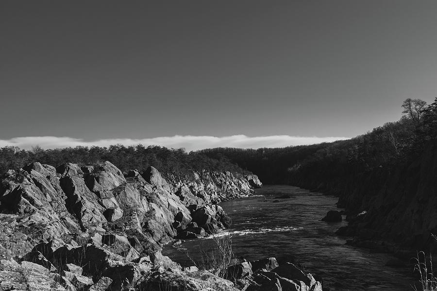 River Lines Photograph