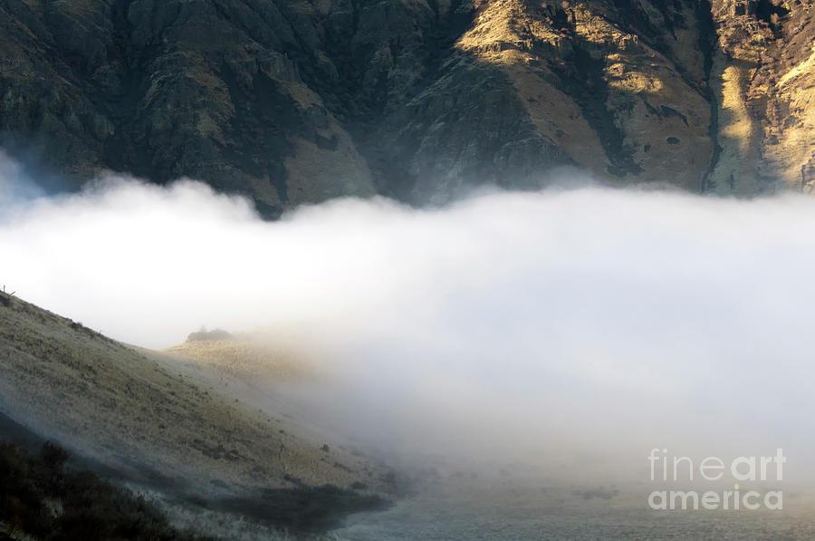 River Of Fog Photograph