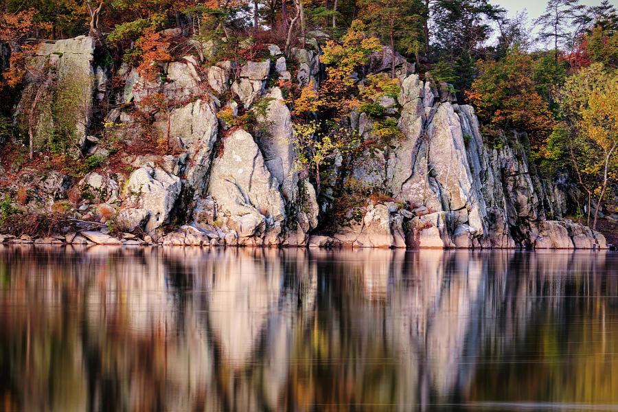River Reflection Photograph