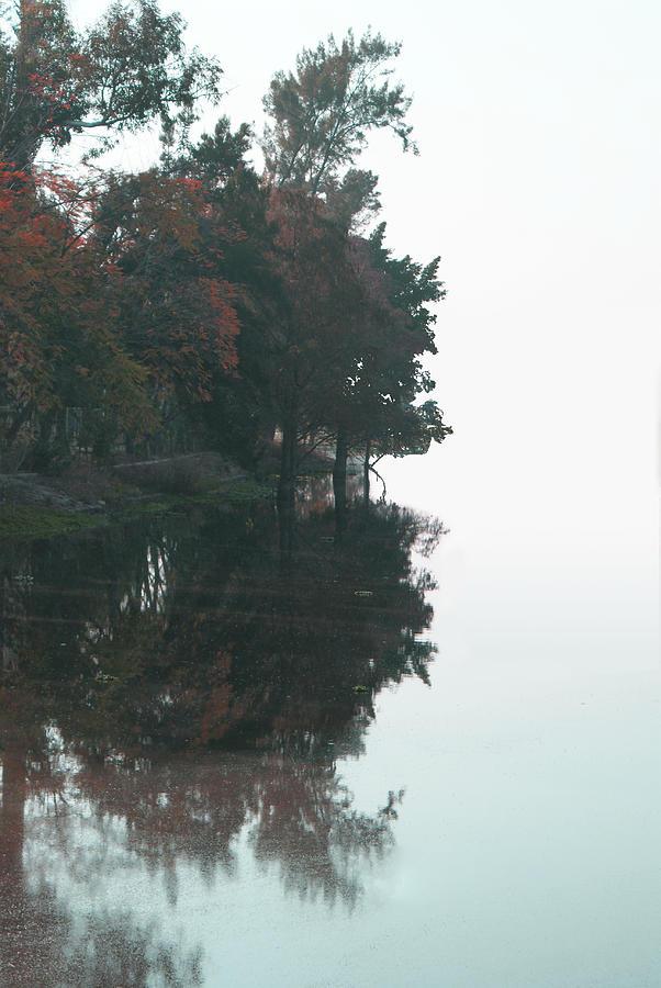 Lanscape Photograph - Riveredge by Oscar Vago