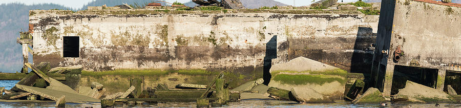 Riverfront Rubble by Robert Potts