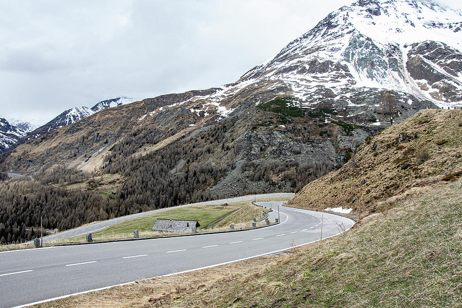 Road To The Top Austria Photograph