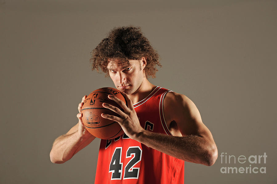 Robin Lopez Photograph by Randy Belice