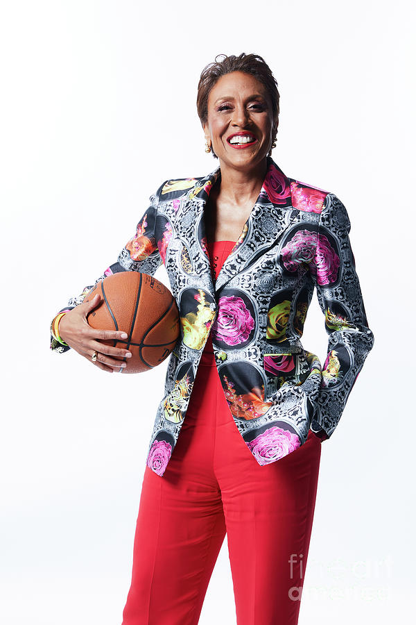 Robin Roberts Photograph by Atiba Jefferson