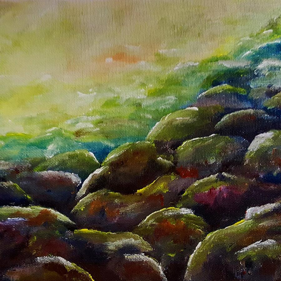 Rocks                    20203 by Cheryl Nancy Ann Gordon