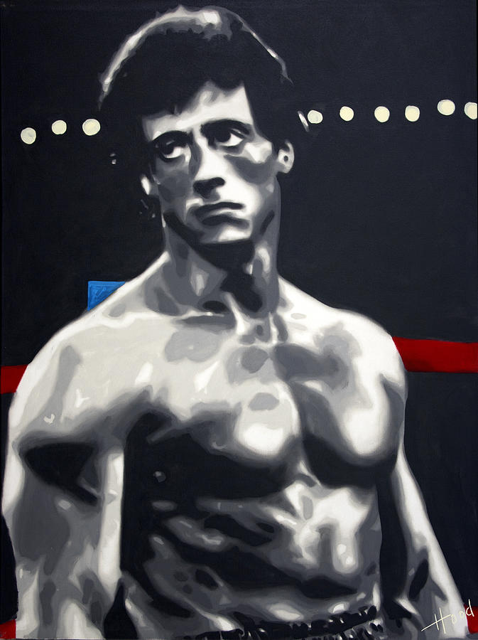 Rocky Painting