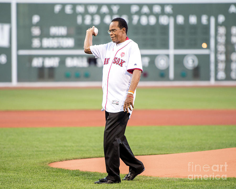 Rod Carew Photograph by Billie Weiss/boston Red Sox