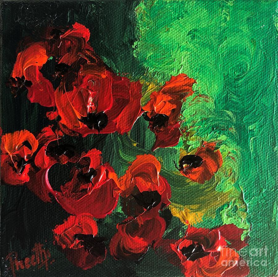 Romance 6 by Preethi Mathialagan
