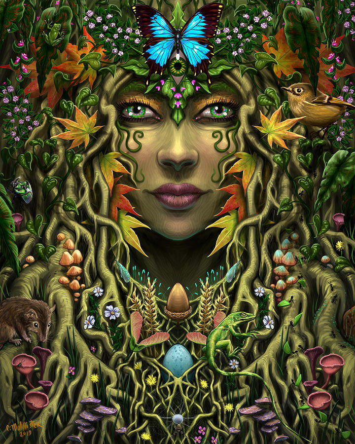 Rooted Together by Cristina McAllister