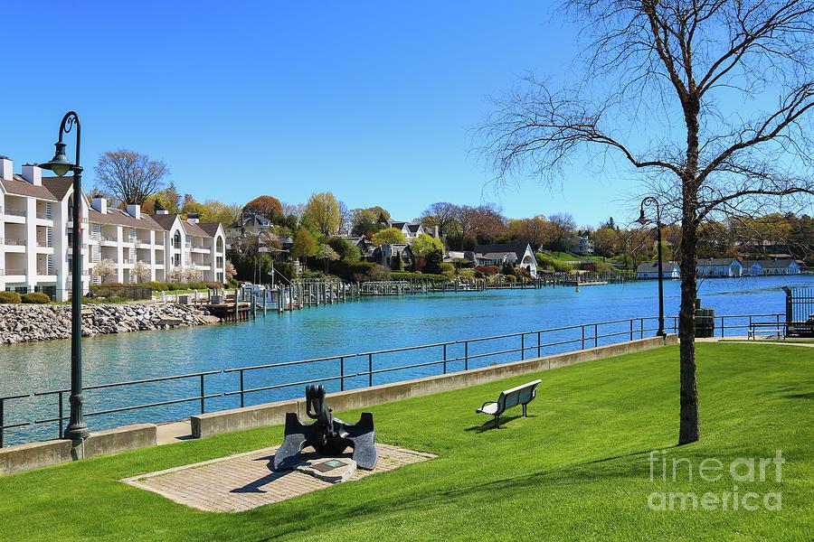 Round Lake Charlevoix Photograph