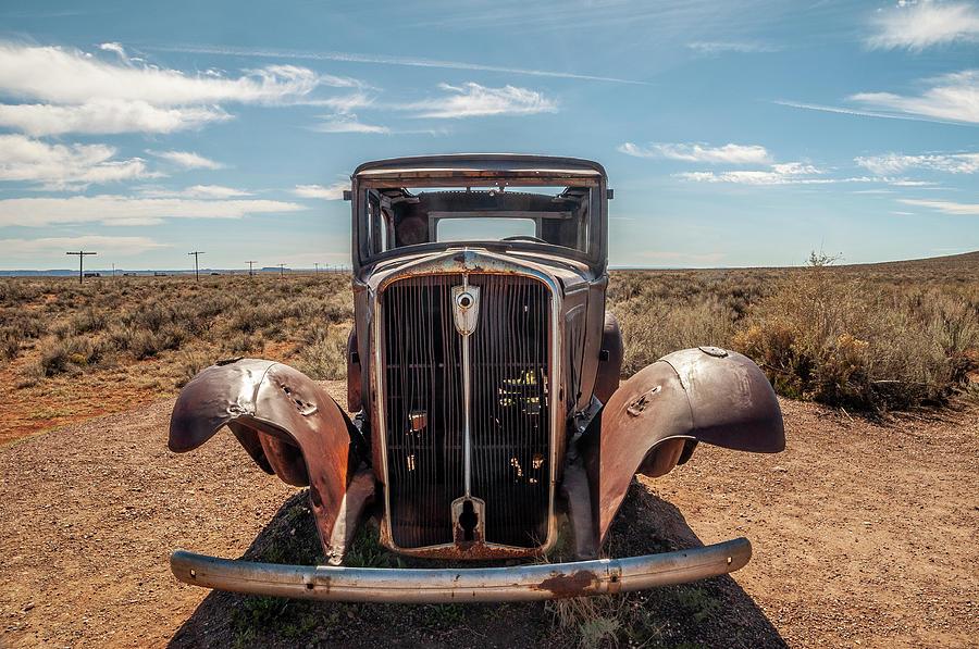 Route 66 Memories by Matthew Irvin