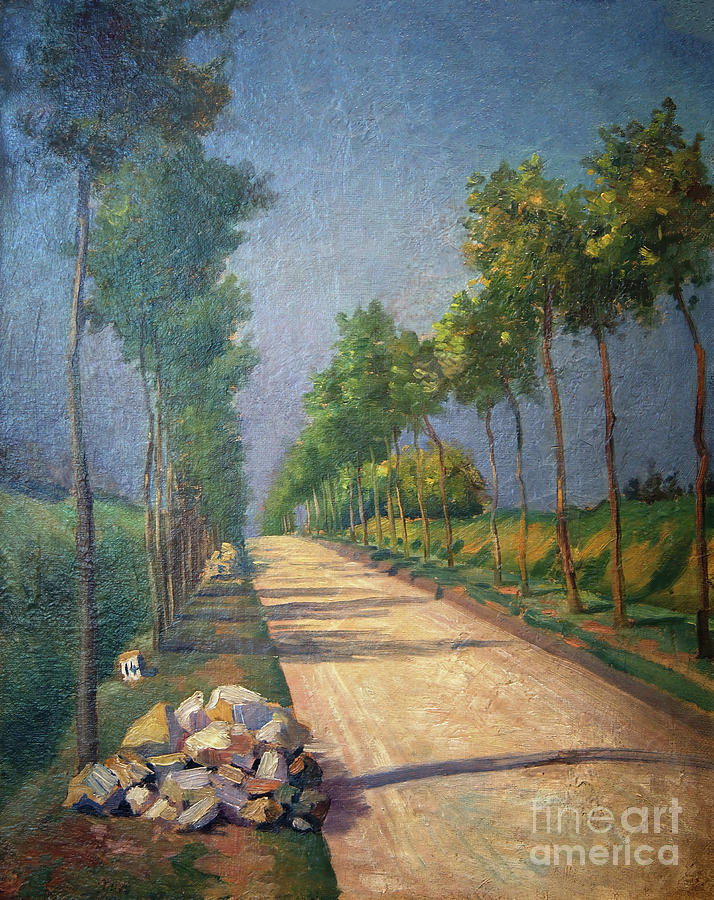 Route Nationale by Leo Gausson by Jack Torcello