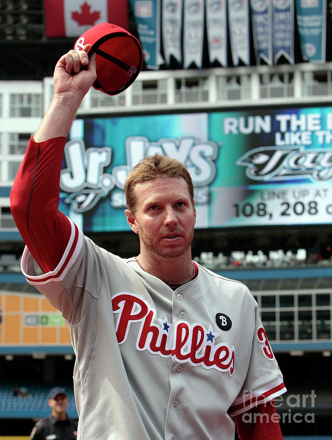 Roy Halladay Photograph by Abelimages