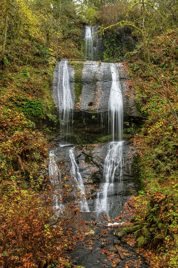 Royal Terrace Falls by Matthew Irvin