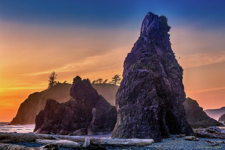 Ruby Beach Redux Photograph