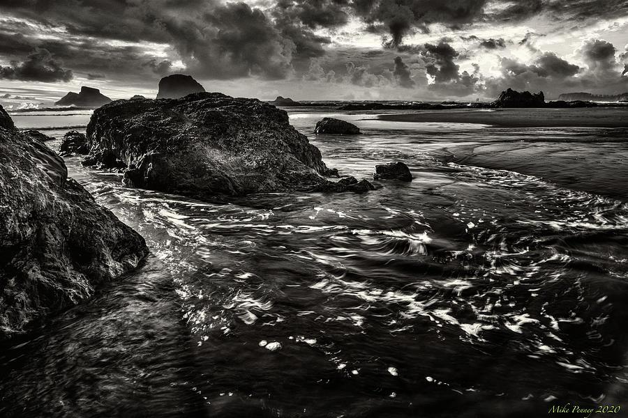 Ruby Beach Waves 803 Photograph