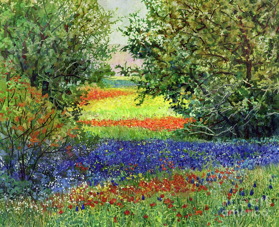 Rural Heaven Painting