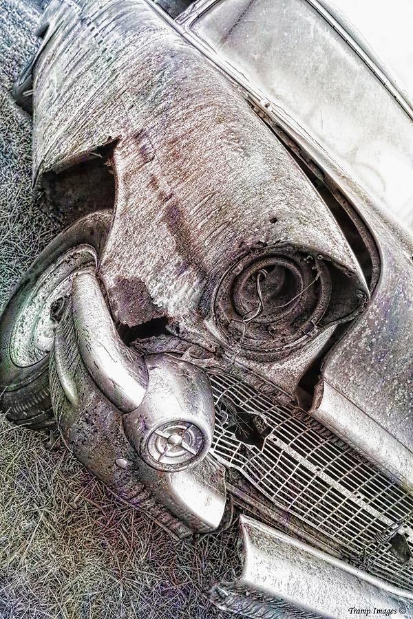 Rust In Profile by Wesley Nesbitt
