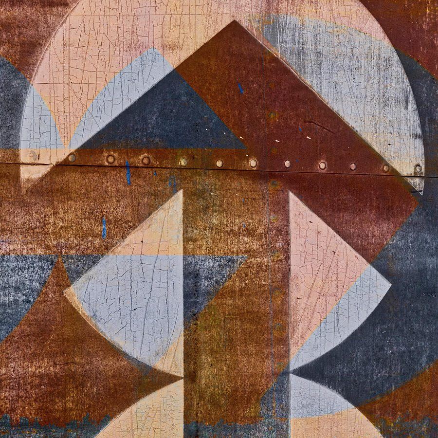 Rusty Arrow Number 1 by Carol Leigh